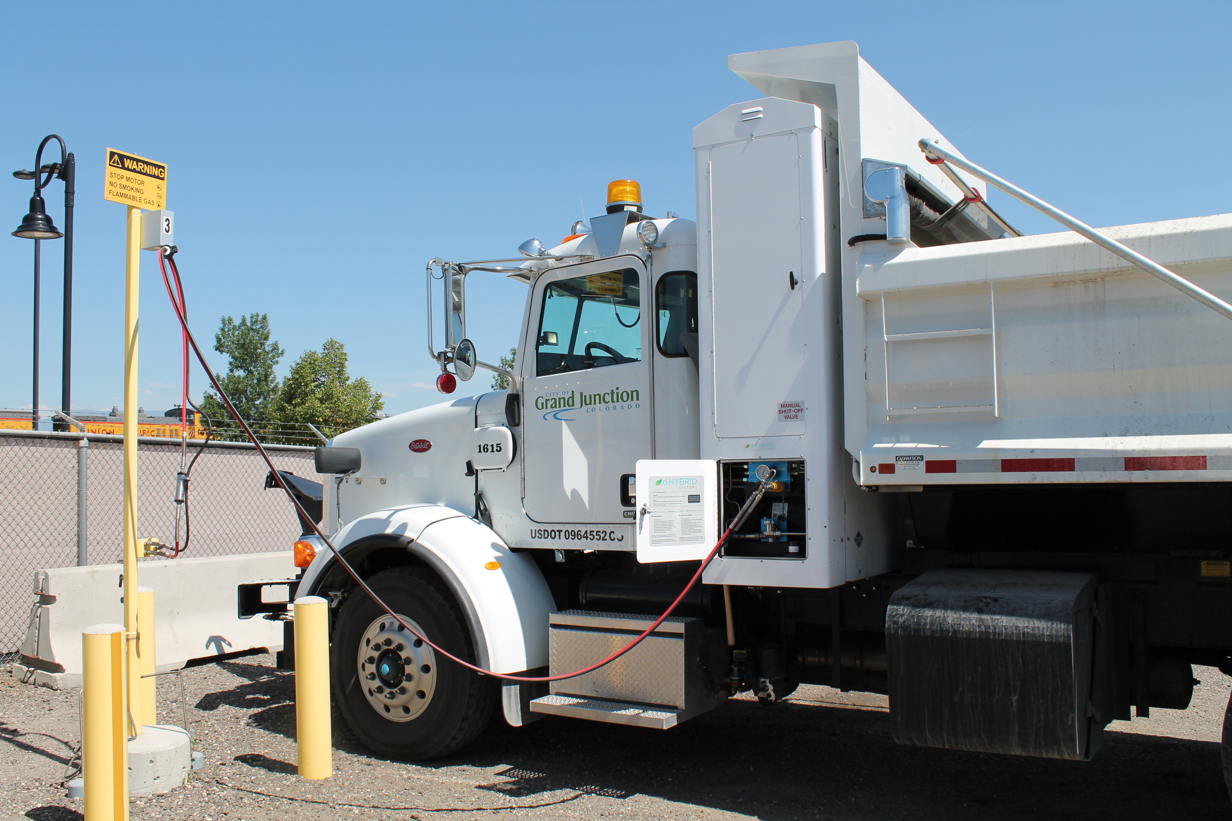 Grand Junction Slow Fill City Truck